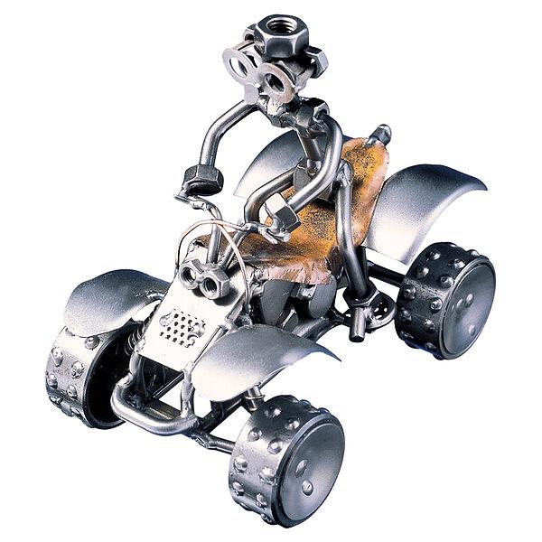 Schraubenmännchen Quad Motorrad