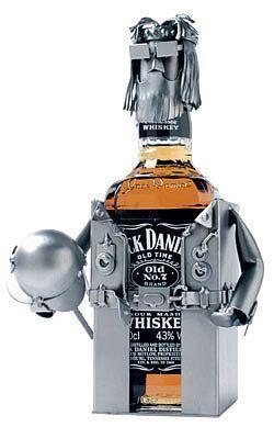 Schraubenmännchen Jacky der Whiskeyhalter