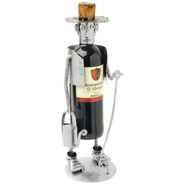 Weinflaschenhalter Gärtner