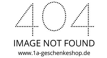 Geschenk zur Steinernen Hochzeit Holzherz mit Wunschtext