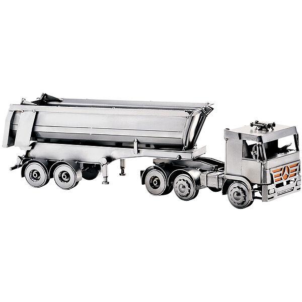 Modell LKW Auflieger in der Größe 50x14 cm