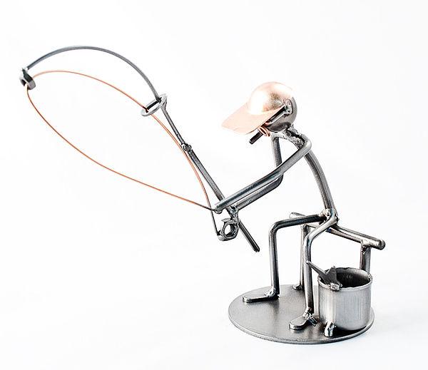 Metallmann Angler - Wired Line