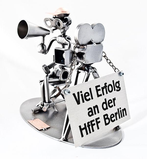 Schraubenmännchen Regisseur oder Filmemacher