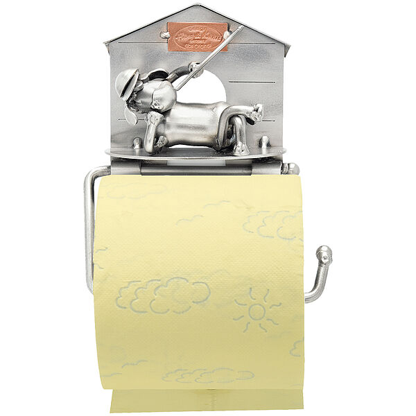 Image of Schaf - Toilettenpapierhalter aus Metall