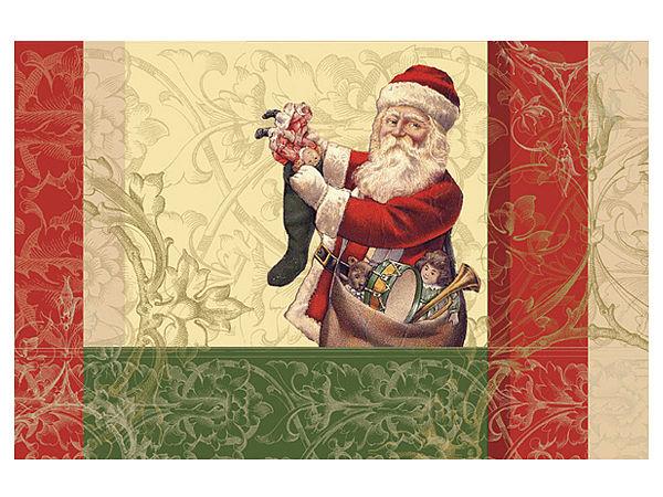 Fußmatte Weihnachtsmann
