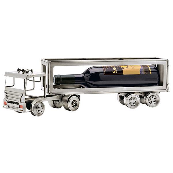 Metallfahrzeug LKW Weinflaschenhalter
