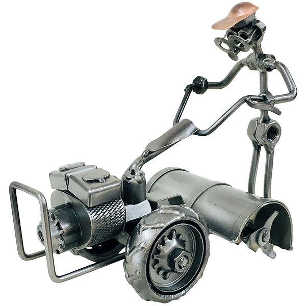 Modelltraktor - Einachstraktor aus Metall
