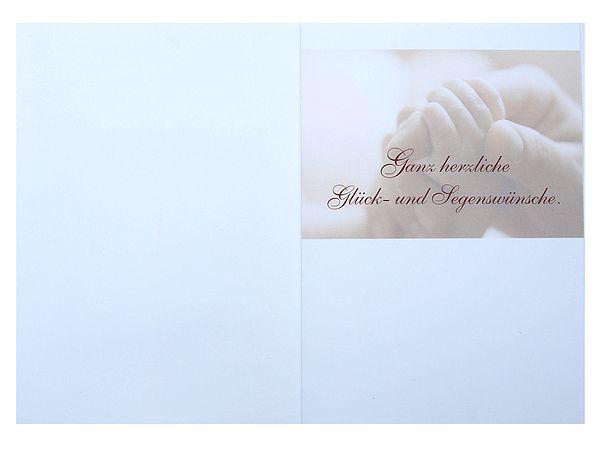 Grußkarte Für Glückwünsche Zur Taufe Geschenke Online Kaufen Individuelle Und Personalisierte Geschenkideen Mit Text Oder Foto