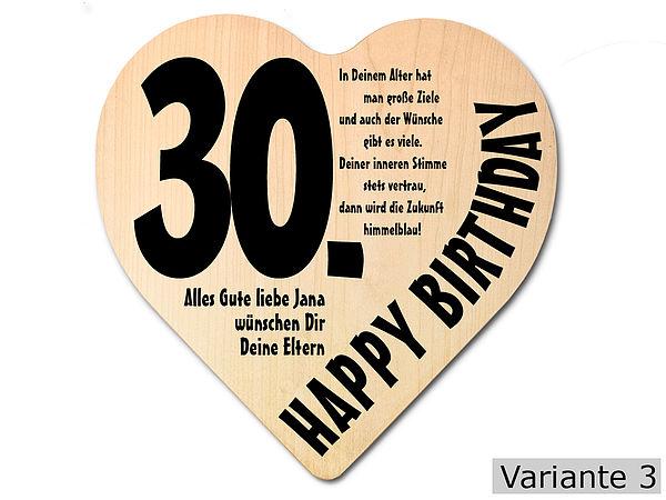 Geburtstagswünsche 30 30 Sprüche