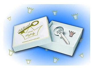 ansprechende geschenkidee schl ssel zum erfolg online geschenkeshop mit schraubenm nnchen. Black Bedroom Furniture Sets. Home Design Ideas
