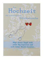 Grusskarte Zur Hochzeit Die Herzlichsten Gluckwunsche Online